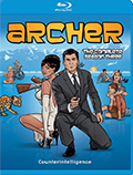 Archer: Season 3 Bluray