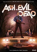 Ash vs. Evil Dead: Season 1 DVD