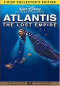 Atlantis Collector's Edition DVD