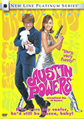 Austin Powers: International Man of Mystery DVD