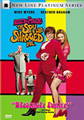 Austin Powers: The Spy Who Shagged Me DVD