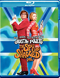 Austin Powers: The Spy Who Shagged Me Bluray