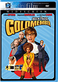 Austin Powers: Goldmember Widescreen DVD