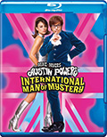 Austin Powers: International Man of Mystery Bluray
