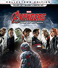 Avengers: Age of Ultron 3D Bluray