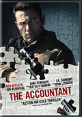 The Accountant DVD
