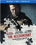 The Accountant Bluray