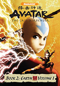Avatar Book 2 Volume 1 DVD