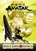 Avatar Book 2 Volume 2 DVD