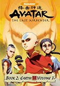 Avatar Book 2 Volume 3 DVD