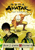 Avatar Book 2 Volume 4 DVD