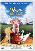 Babe: A Pig in the City DVD