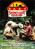 Baby: Secret of the Lost Legend DVD