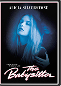 The Babysitter DVD
