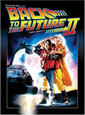 Back to the Future Part II Widescreen DVD