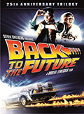 Back to the Future Trilogy 25th Anniversary Edition DVD