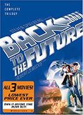Back to the Future Trilogy Fullscreen Edition