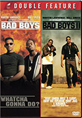 Bad Boys II Double Feature DVD