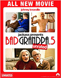 Bad Grandpa .5 DVD