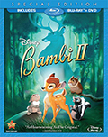 Bambi 2 Bluray