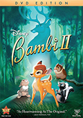 Bambi 2 Re-release DVD