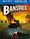 Banshee: Season 2 Bluray