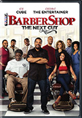 Barbershop: The Next Cut DVD