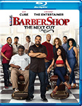 Barbershop: The Next Cut Bluray