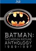 Batman: The Motion Picture Anthology Bluray