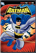 Batman: The Brave and The Bold: Season 2 Part 1 DVD