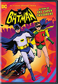 Batman: Return of the Caped Crusaders DVD