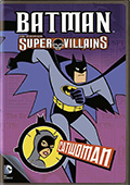 Batman Super Villains: Catwoman DVD