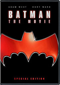 Batman: The Movie DVD