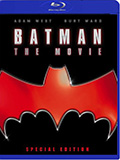 Batman: The Movie Bluray