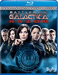Battlestar Galactica: Razor Bluray