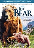 The Bear 25th Anniversary Collector's Edition DVD