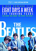 The Beatles: Eight Days A Week Special Edition Bluray