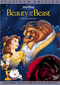Beauty and the Beast Platinum Edition DVD