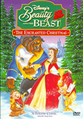 Beauty and the Beast The Enchanted Chritmas DVD