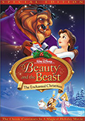 Beauty and the Beast The Enchanted Chritmas Special Edition DVD