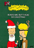 Beavis and Butt-Head Do Christmas DVD
