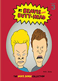 Beavis and Butt-Head- The Mike Judge Collection Volume 3 DVD