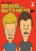 Beavis and Butt-Head- The Mike Judge Collection Volume 4 DVD