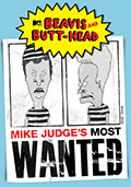 Beavis and Butt-Head- The Mike Judge's Most Wanted DVD