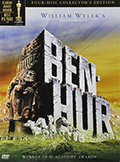 Ben-Hur Collector's Edition DVD