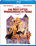 The Best Little Whorehouse in Texas Bluray