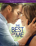 Best of Me Bluray