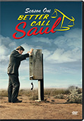 Better Call Saul: Season 1 DVD