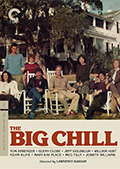 The Big Chill Criterion Collection DVD