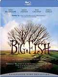 Big Fish Bluray